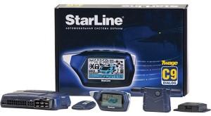 Знакомство с маркой StarLine